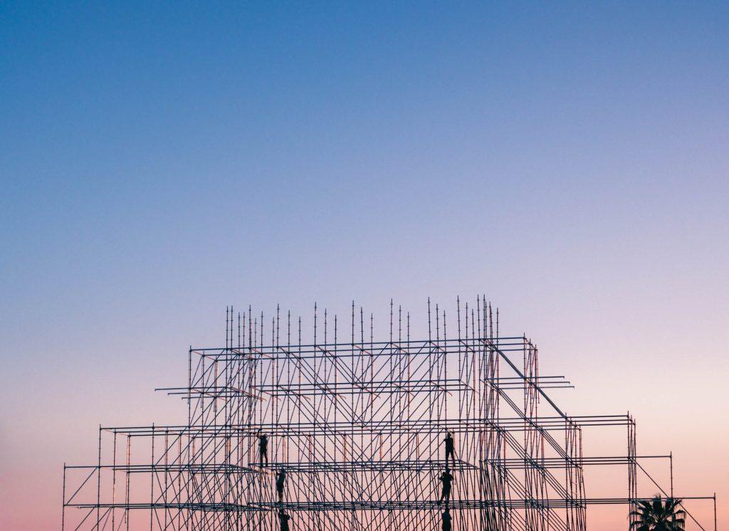 имот в строеж