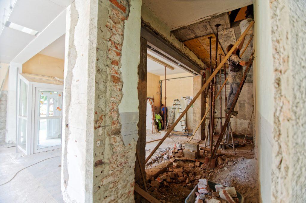 апартамент в занемарено състояние