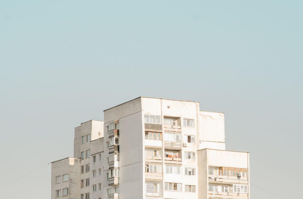 панелен блок в София