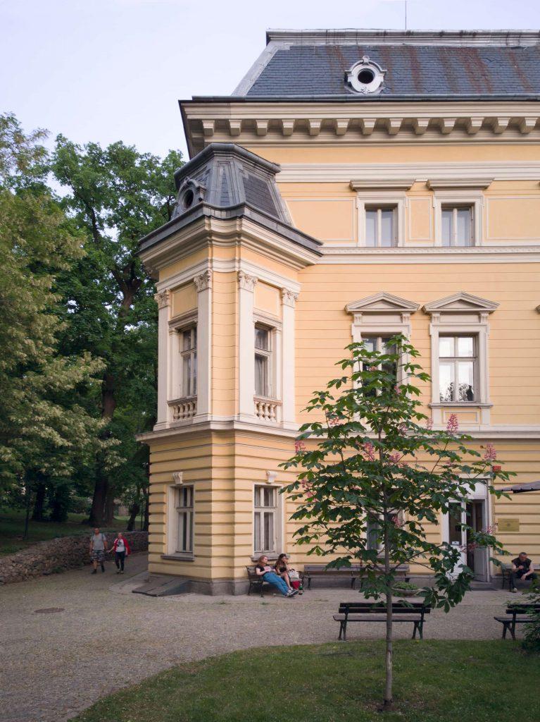 Царският дворец, София