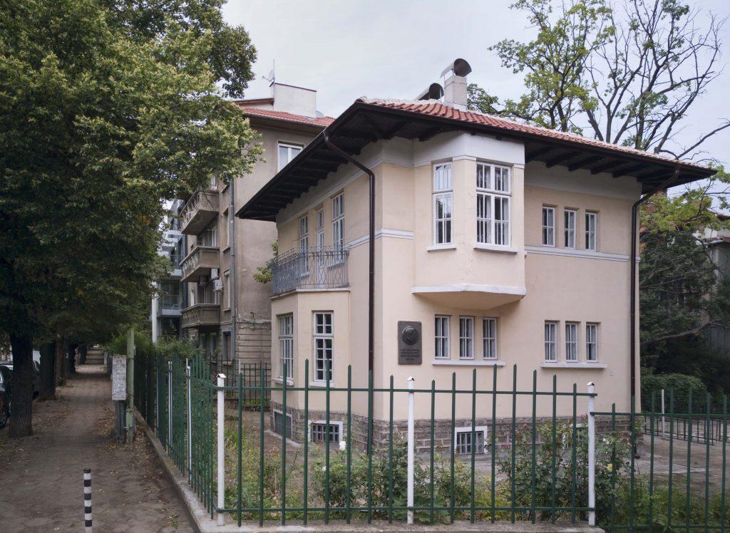 къщата на Кръстьо Сарафов
