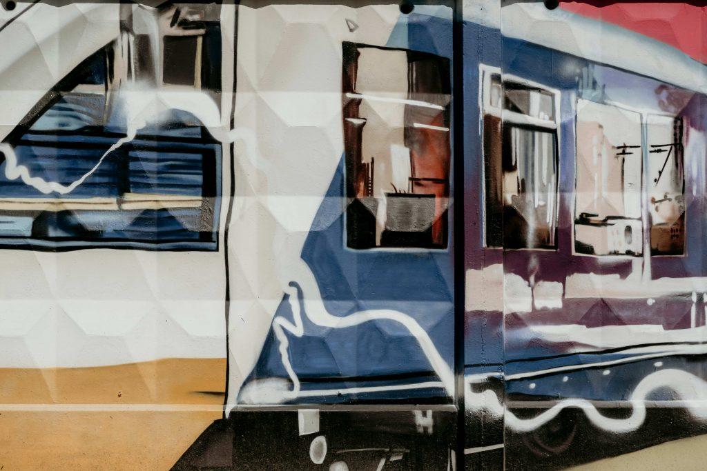 изображение на влак
